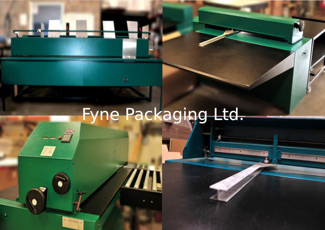 Fyne Packaging - Box Making Machinery
